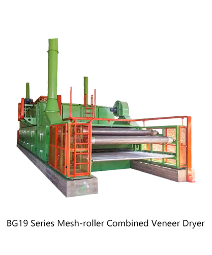 BG19 Series Mesh-roller Combined Veneer Dryer