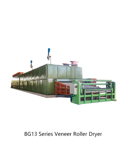 BG13 Series Veneer Roller Dryer